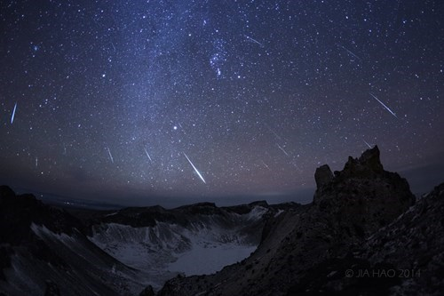 geminid meteor shower awesomej Astronomy science - 8413481472