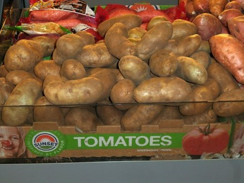 monday thru friday,tomato,you had one job,potato,grocery store,g rated
