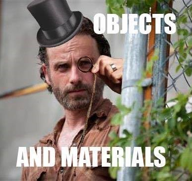 Rick Grimes classy stuff and things - 8413977088