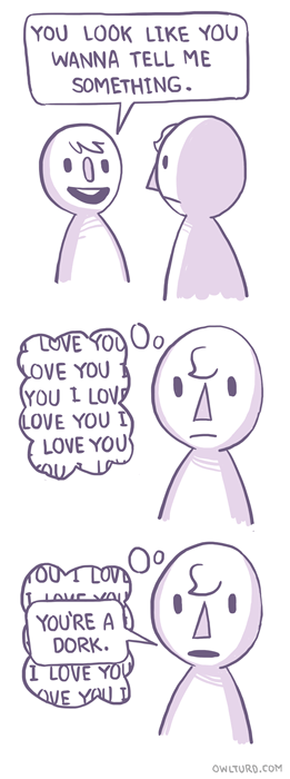 owl turd,sad but true,love,web comics