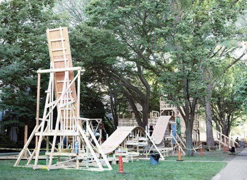 DIY whee roller coaster - 8414072064
