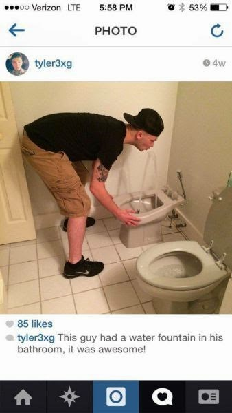 bidet instagram oh god why toilet - 8414090240