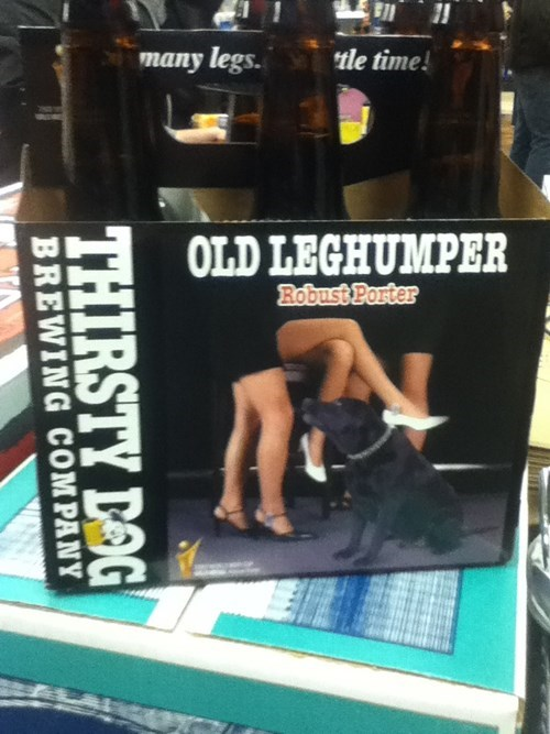 beer dogs leg humping - 8414118912