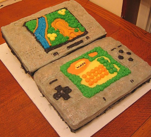 cake legend of zelda graphics funny