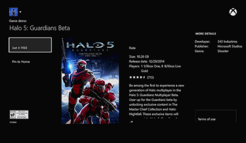 halo 5 beta Video Game Coverage - 8414485248