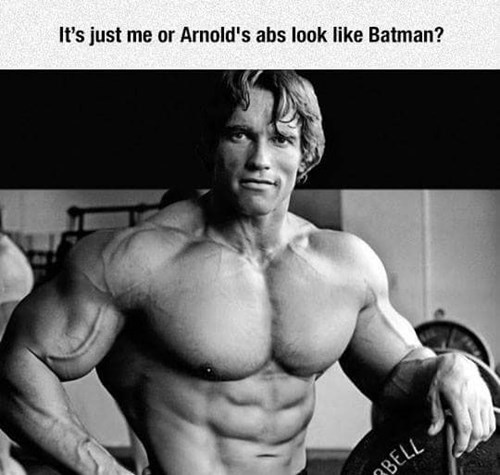 Arnold Schwarzenegger,batman
