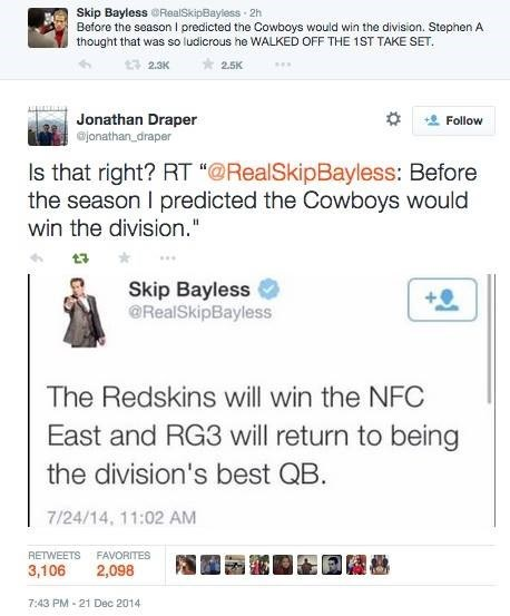espn,sports,nfl,skip bayless,dallas cowboys