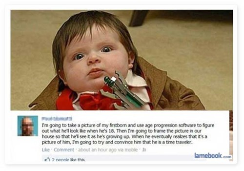 Babies,trolling,the doctor,parenting
