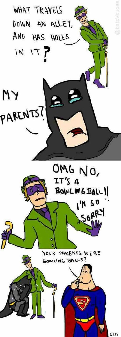 sensitivity training the riddler batman - 8414679808