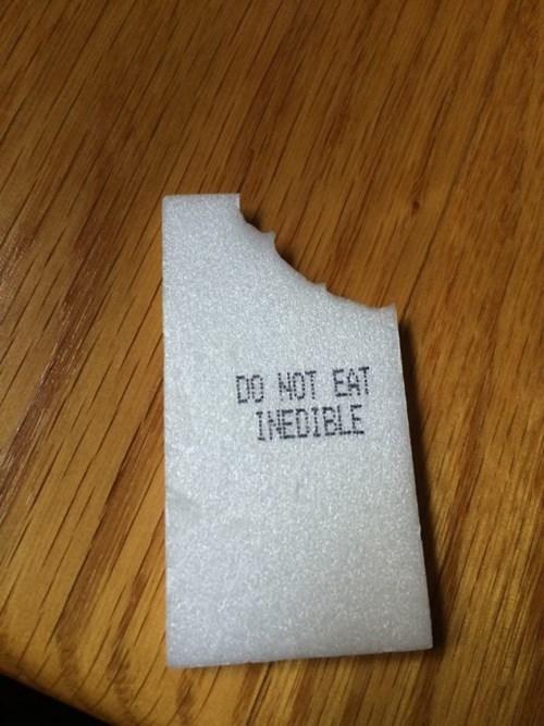 disregard authority do not eat - 8414775808