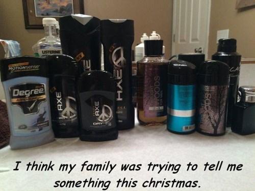 christmas deodorant - 8414784512