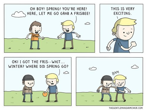 spring winter frisbee web comics - 8414804480