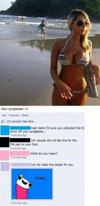 lady bits facepalm bewbs failbook - 8414882560