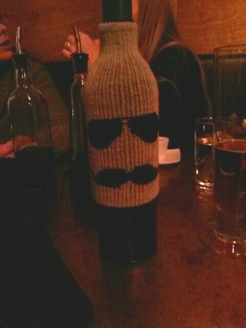 mustache koozie wine hipster funny after 12 g rated - 8414919680