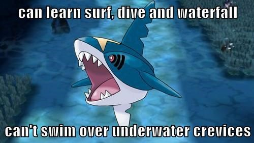 sharpedo,moves,seriously