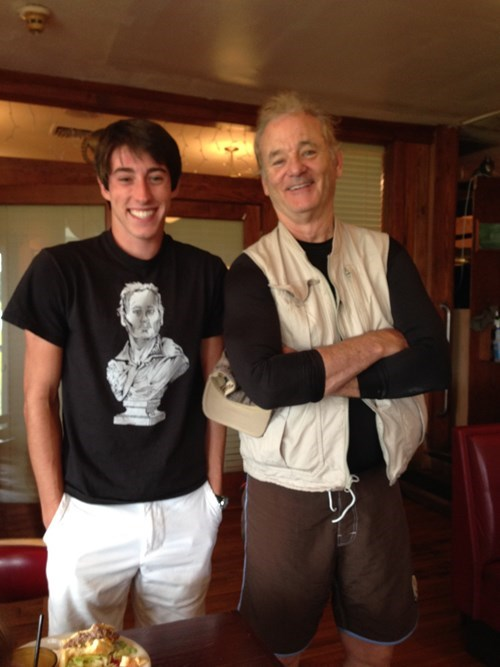 poorly dressed,bill murray,t shirts