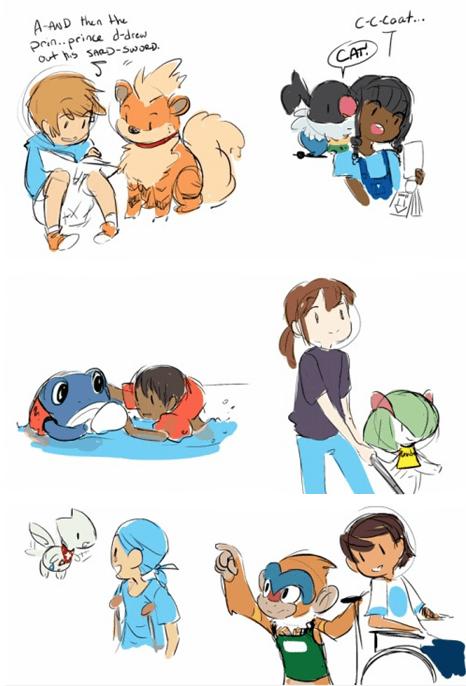 Pokémon Fan Art - 8415379200