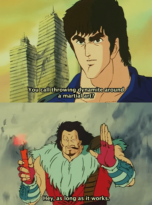 fist of the north star anime martial arts - 8415387392