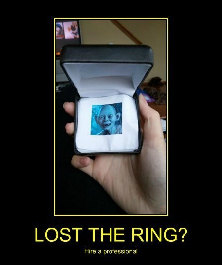 funny ring professional smeegle - 8415556608