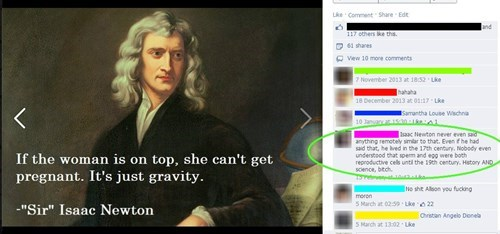 isaac newton wrong science quote - 8415655168