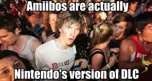 Amiibos are actually