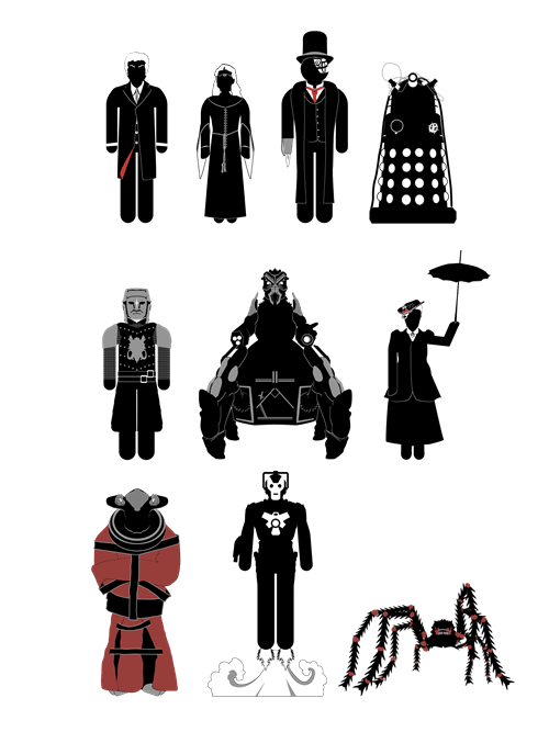 12th Doctor doctor who infographic - 8416109312