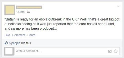 conspiracy ebola medicine - 8416664832