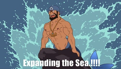Archie,ORAS,team aqua,Fan Art,The Little Mermaid