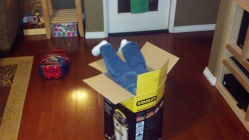 kids,box,parenting