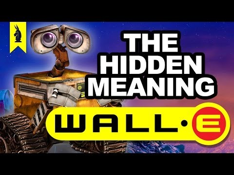 Video Discover the Hidden Meanings About Consumerism in 'Wall-E' Just in Time to Buy Christmas Presents