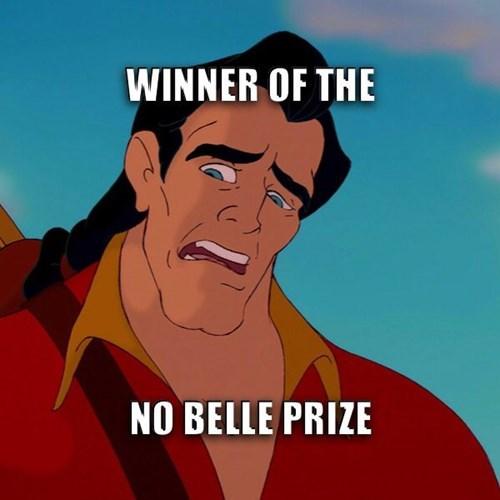 Beauty and the Beast Gaston disney puns - 8416976640