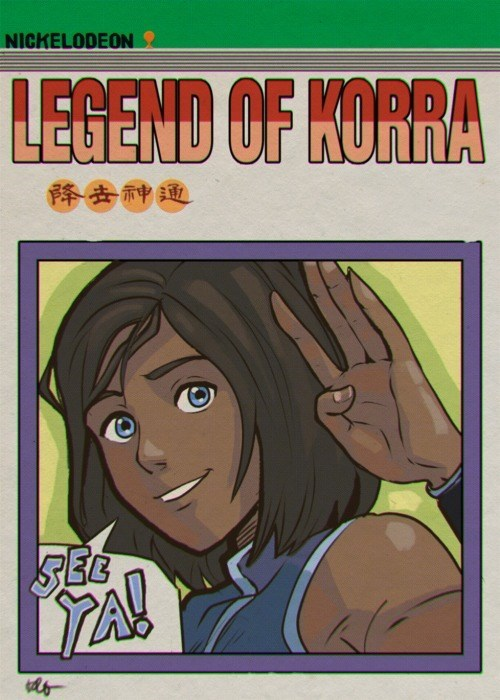 Avatar Fan Art korra series finale book 4 - 8417042688