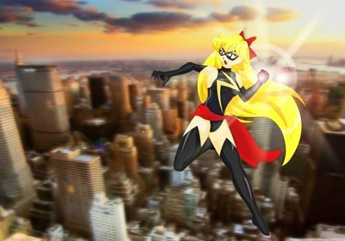 crossover anime superheroes - 8417095424