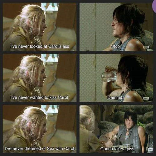 daryl dixon beth greene drinking games - 8417124608
