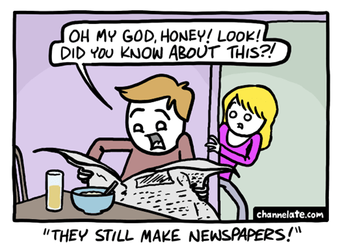 yikes sad but true web comics newspaper - 8417403392