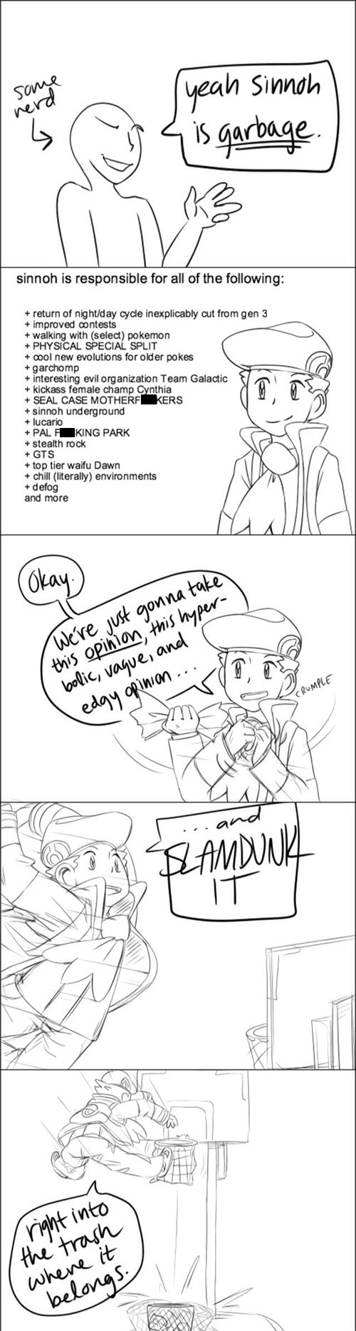 Fan Art sinnoh web comics - 8417811968