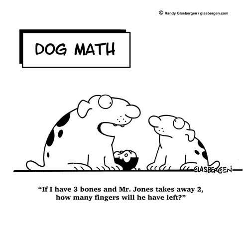 dogs dog math math web comics - 8418377216