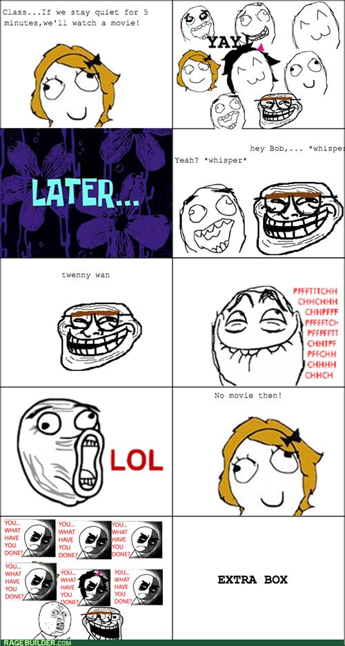 school trolling lol - 8418605056