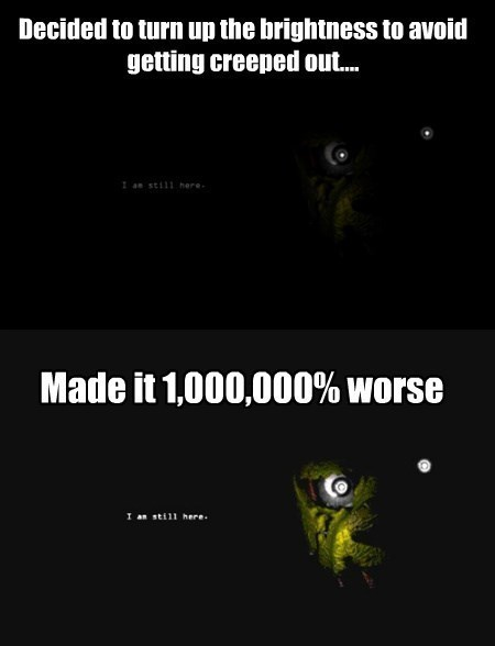 brightness scary games five nights at freddy's - 8418861568