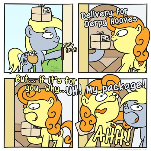 derpy hooves muffins mail - 8418878208