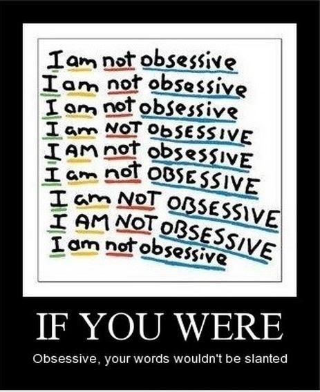 obsessive funny ocd - 8418891008