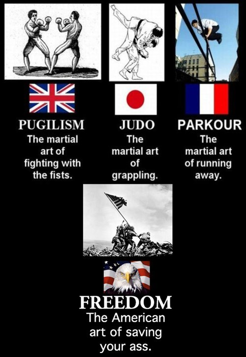 parkour freedom pugilism judo - 8419130880
