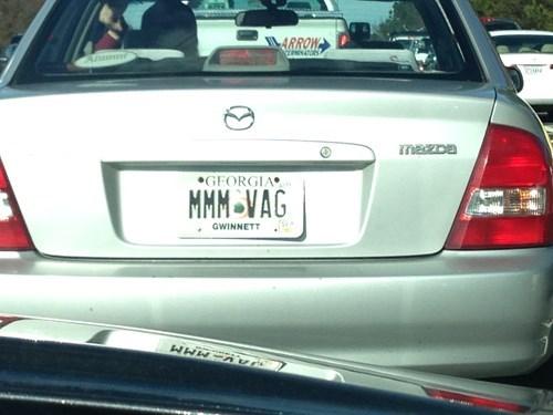 wtf license plates - 8419164928