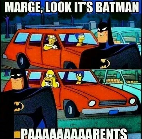 orphan batman the simpsons - 8419373312
