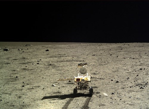 China moon awesome Astronomy science rover - 8419387392