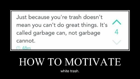 motivation,garbage can,funny