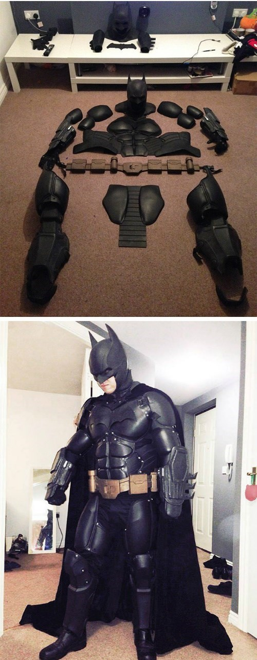 cosplay,3D printing,batman