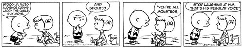larry the cable guy charlie brown web comics - 8419470080