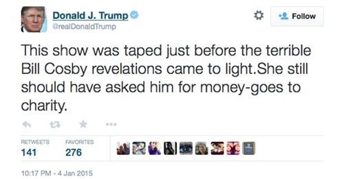 twitter donald trump Awkward - 8419514624