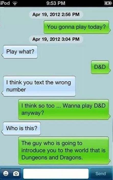 dnd texting dungeons and dragons failbook g rated - 8419526144